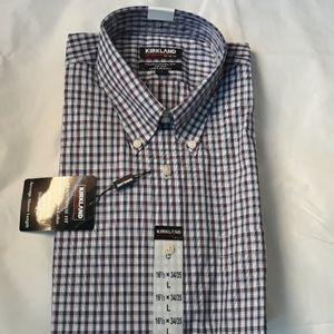 Kirkland Signature Men's Dress Shirt